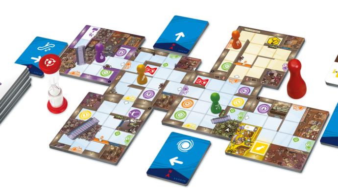 Magic Maze - jeux de société