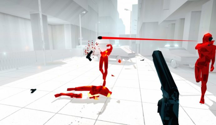 Games with Gold SuperHot