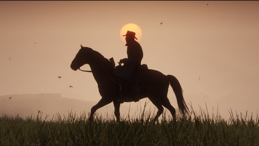 Red Dead Redemption 2 report