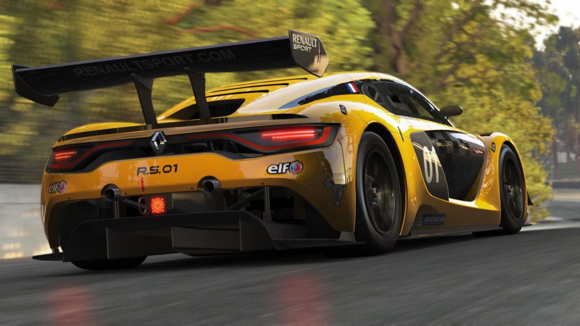 Renault Sport s'associe à Vitality dans Rocket League