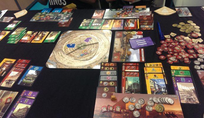 Seven Wonders - jeux de société