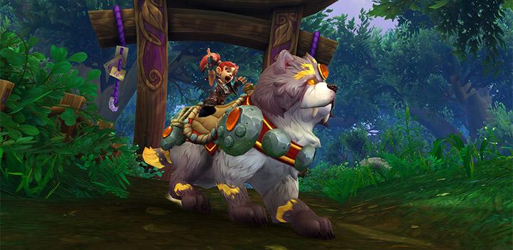 shu-zen World of Warcraft