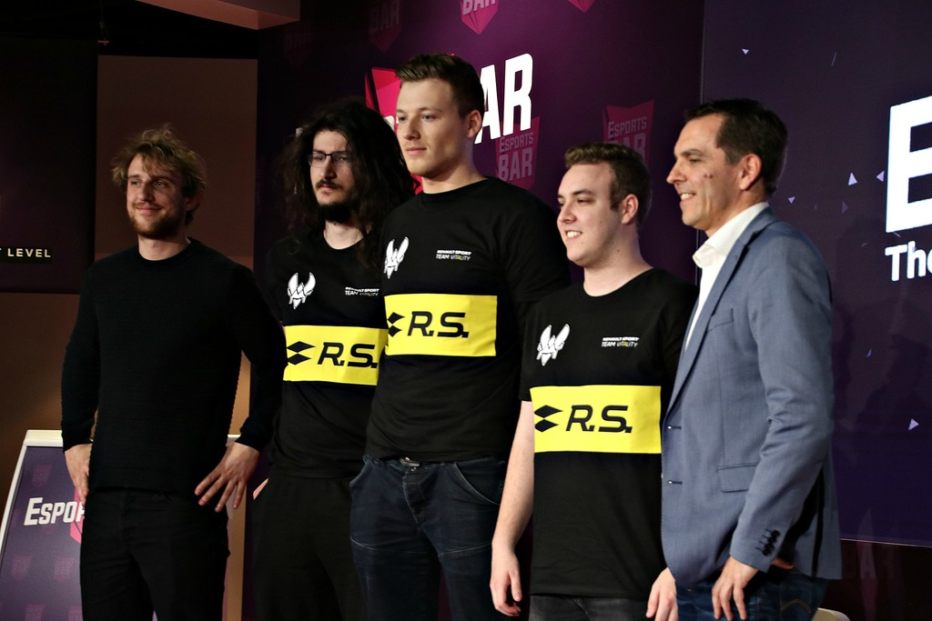 Renault Sport Team Vitality - Rocket League