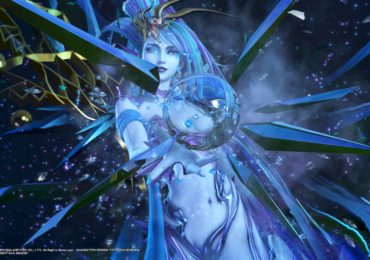 test Dissidia Final Fantasy NT - shiva