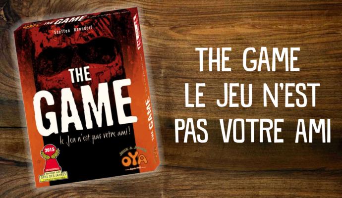 The Game - jeux de société