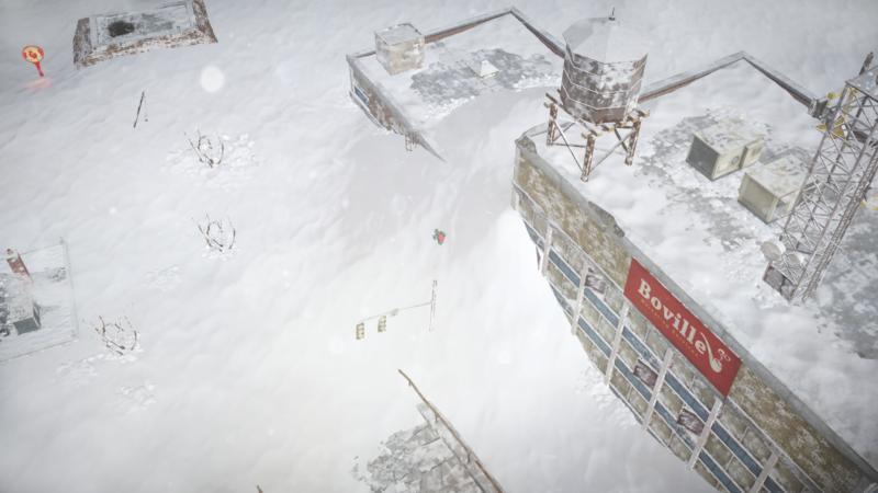 Impact Winter gameplay