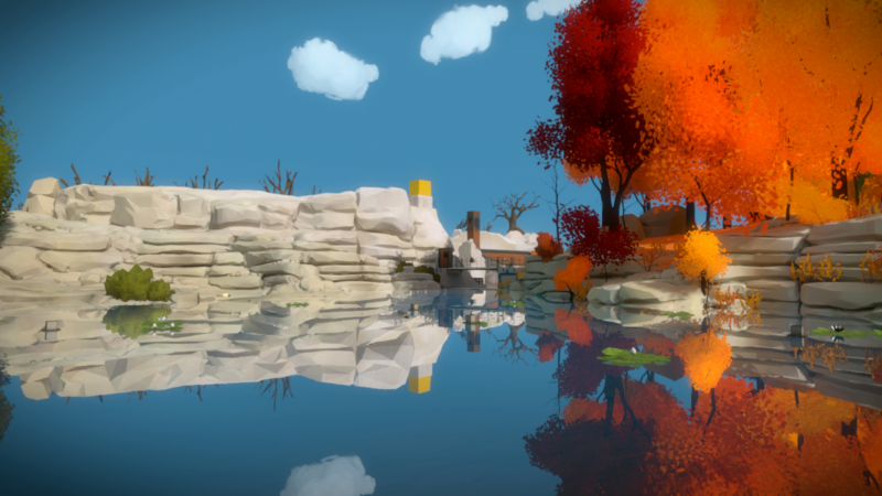 Games with Gold The witness