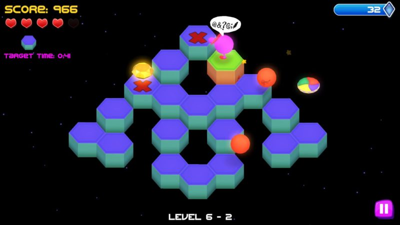 PlayStation Plus Q*Bert Rebooted