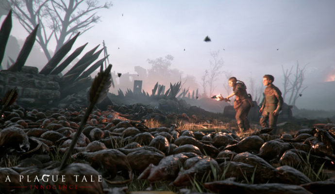 A Plague Tale: Innocence gameplay