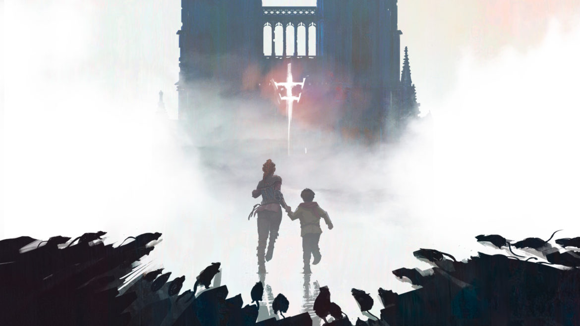 A Plague Tale: Innocence key art