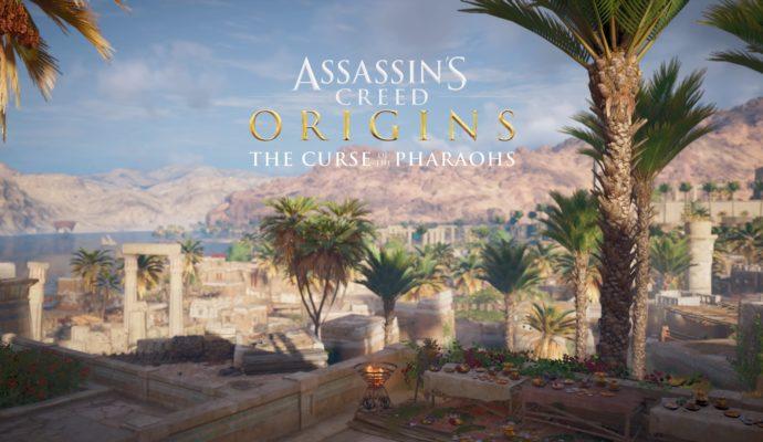 Assassin's Creed Origins Pharaos