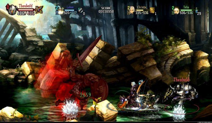 Dragon's Crow Pro gameplay