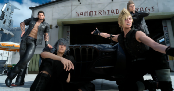 Luminous Productions Final Fantasy XV