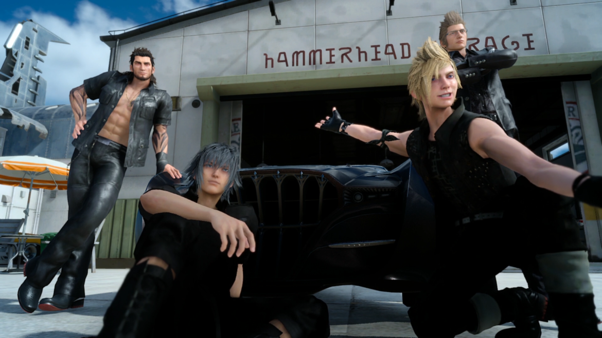 Luminous Productions Final Fantasy XV