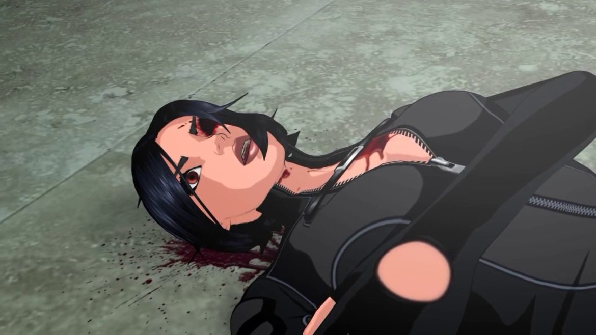 Fear Effect Sedna game over