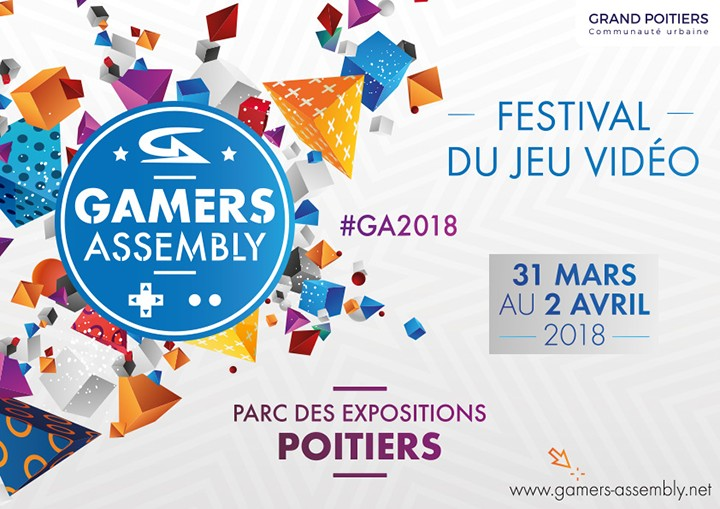 Gamers assembly 2018 affiche
