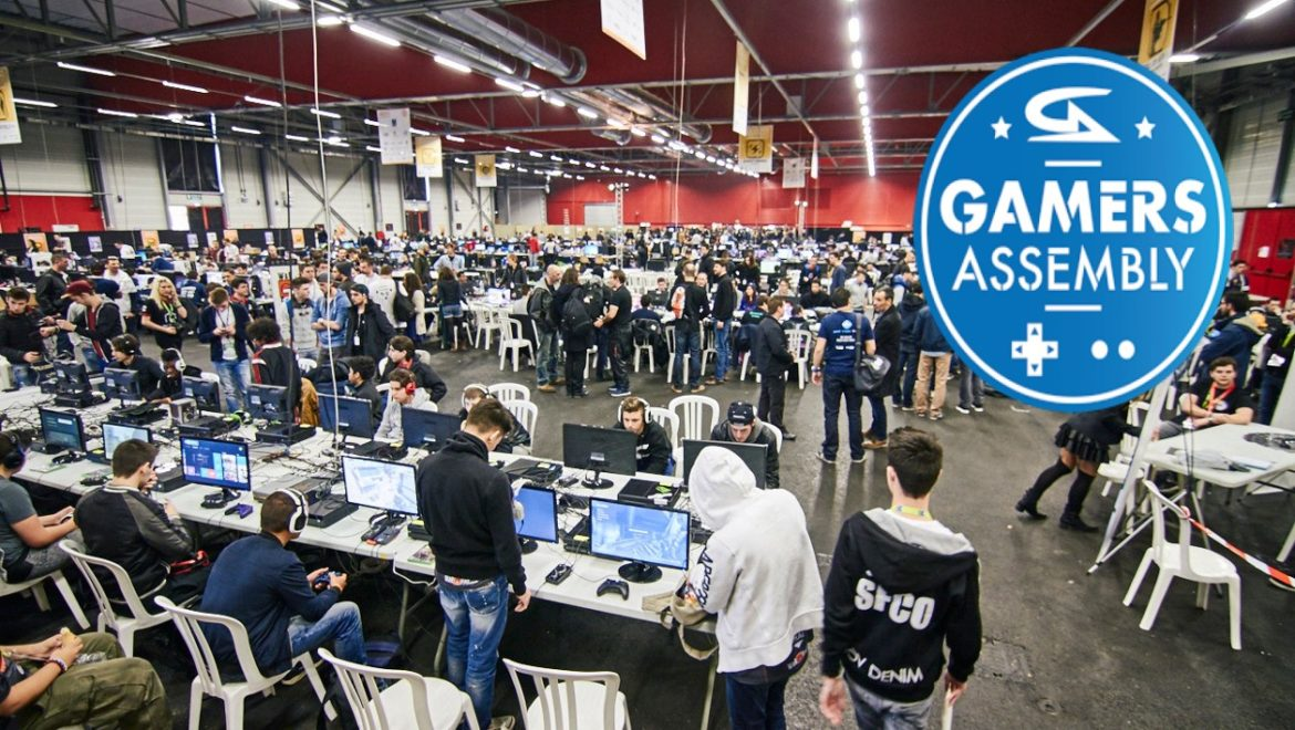 Gamers assembly 2018 salle