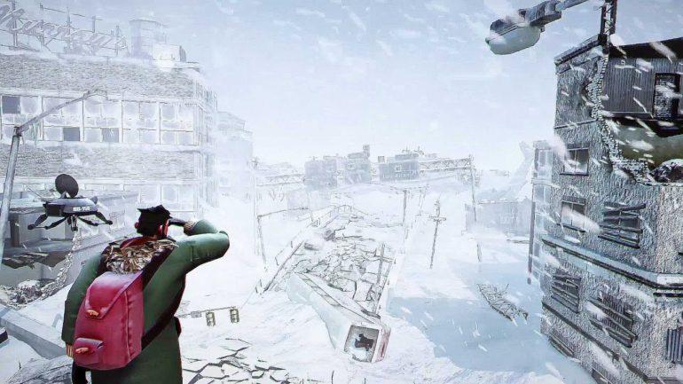 Impact Winter image du jeu