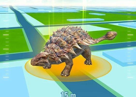 Jurassic World Alive - Ankylosaure cheaté