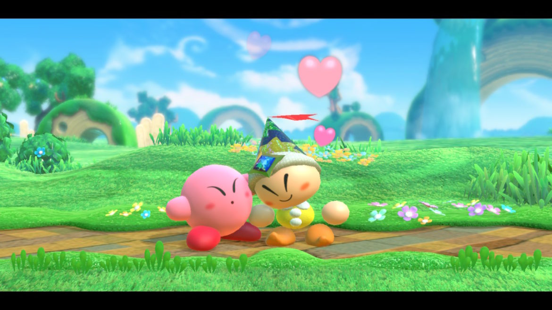 Kirby Star Allies camarade