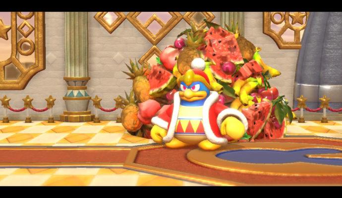 Kirby Star Allies - Roid Daddidou possédé