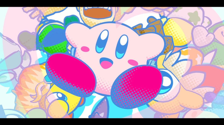 Kirby Star Allies - cinématique d'intro
