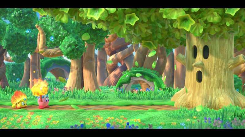 Kirby Star Allies - Whispy Woods