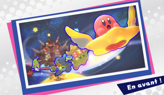 Kirby Star Allies - Chapitre suivant