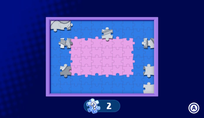 Kirby Star Allies - Puzzle
