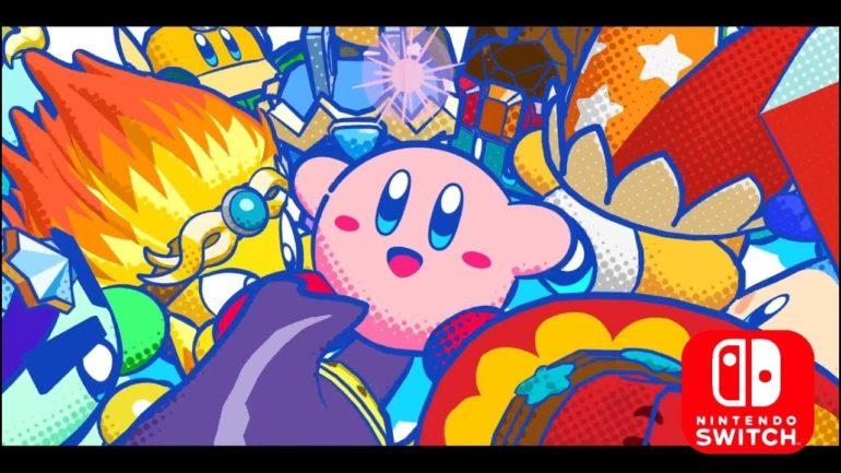 Kirby Star Allies - Un pour tous