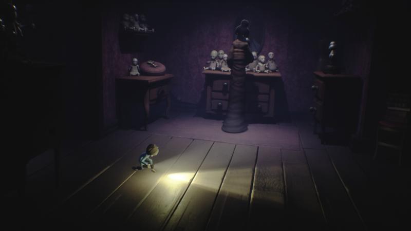 Little Nightmares - à la lueur d'une lampe torche