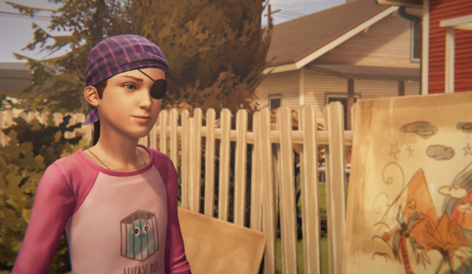 Life is Strange: Before the Storm Max pirate