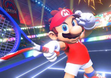 Mario Tennis Aces - on troque la salopette