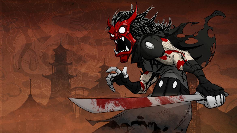 Mark of the Ninja Remastered - Artwork