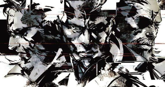 Metal Gear Key Art