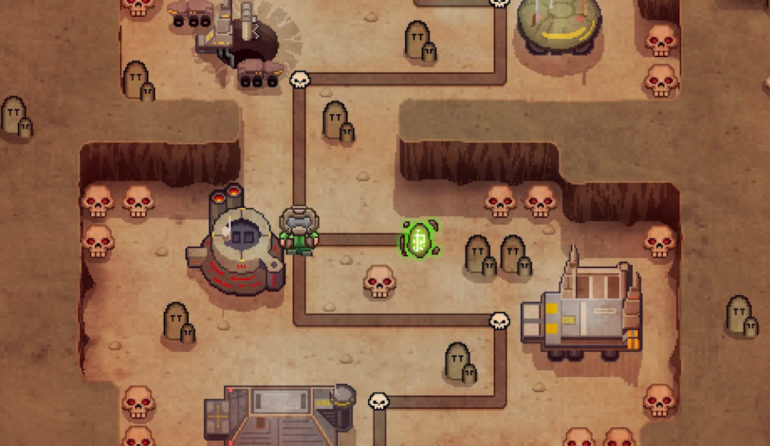 MiniDoom 2 - world map