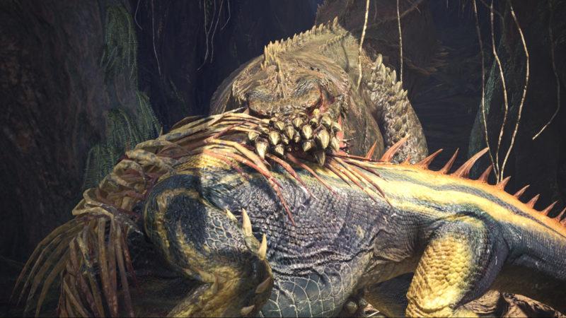 Monster Hunter World - Devil Jho casse la croûte bilan 2018