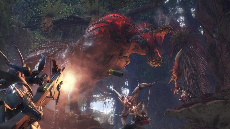 Monster Hunter World - DevilJho s'agace