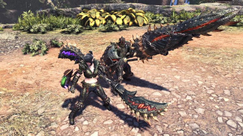 Monster Hunter World - DevilJho t'équipe 1