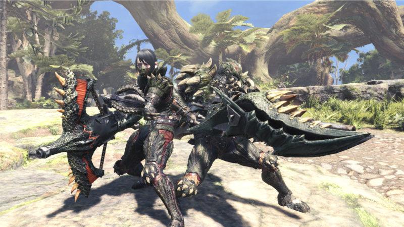 bilan 2018 Monster Hunter World - DevilJho t'équipe