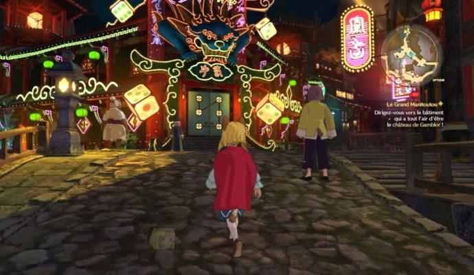 Ni no Kuni 2: l'Avènement d'un Nouveau Royaume Gamblor