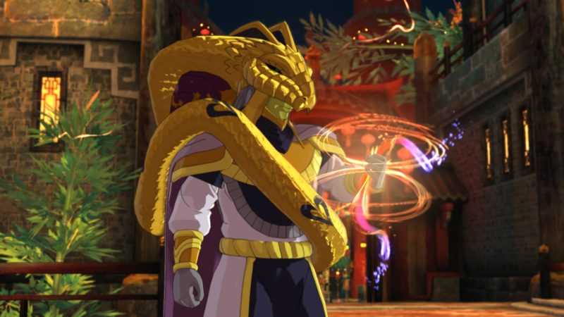 Ni no Kuni 2: l'Avènement d'un Nouveau Royaume le méchant