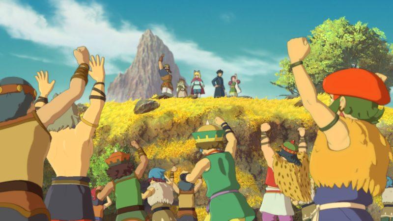 Ni no Kuni 2: l'Avènement d'un Nouveau Royaume longue vie au roi