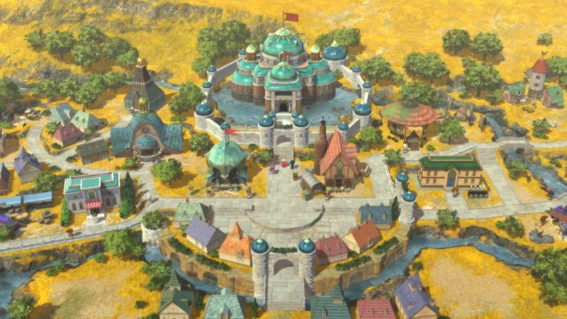 Ni no Kuni 2: l'Avènement d'un Nouveau Royaume Espérance