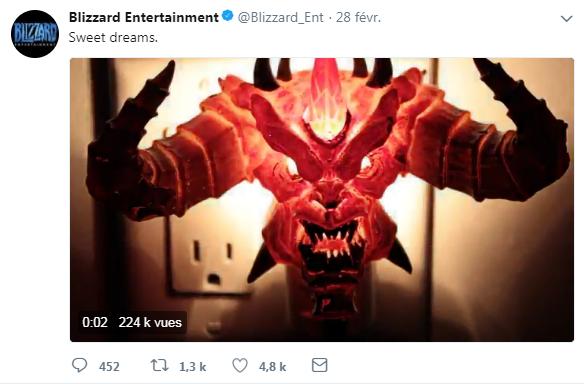 Nintendo Direct - le tweet qui a enflammé la toile Diablo III