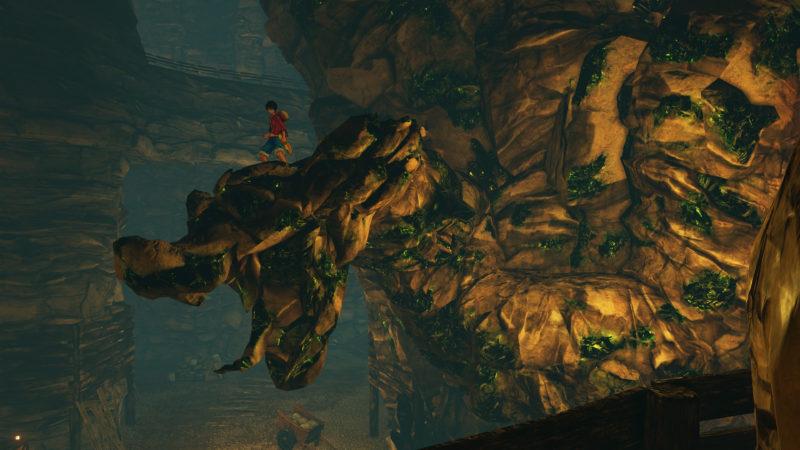 One Piece World Seeker grotte