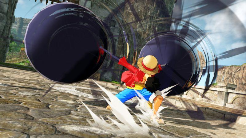 One Piece World Seeker Elephant Gun