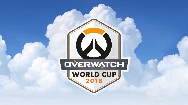 Coupe du monde OVerwatch logo