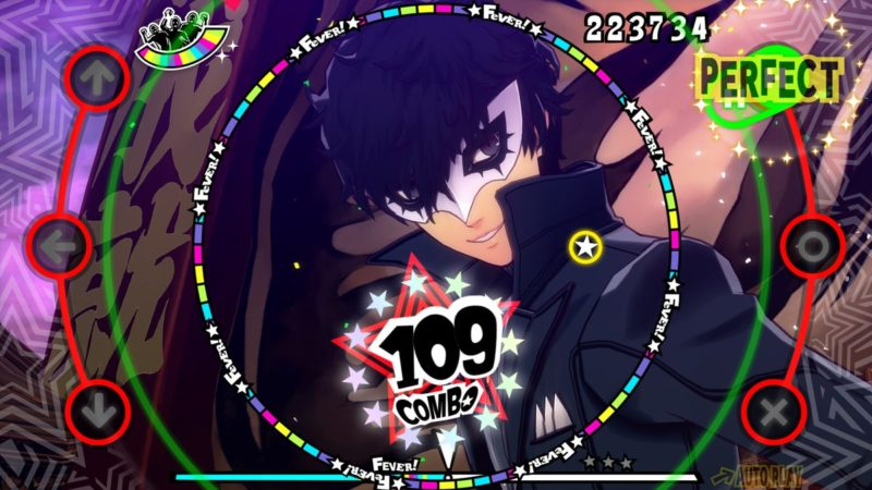 Persona 5: Dancing Star Night Joker
