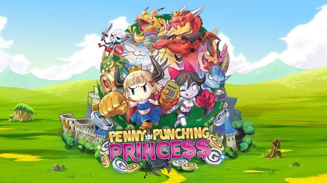 Penny-Punching Princess - Logo